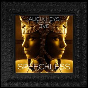 Speechless (Alicia Keys song) - Image: Speechless (Alicia Keys song)