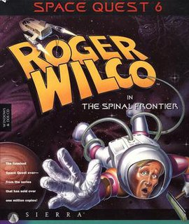 <i>Space Quest 6</i>