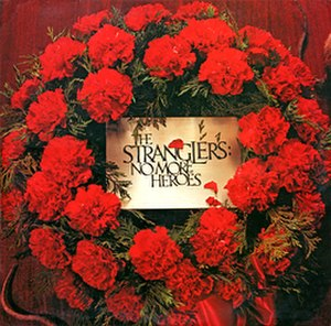 No More Heroes (album) - Image: Stranglers No More Heroes album cover