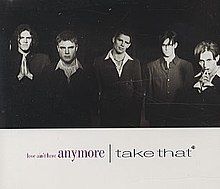 Take That — Love Ain't Here Anymore (studio acapella)