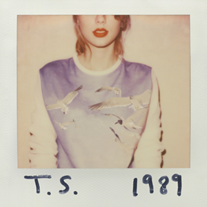 1989 (Taylor Swift album) - Image: Taylor Swift 1989