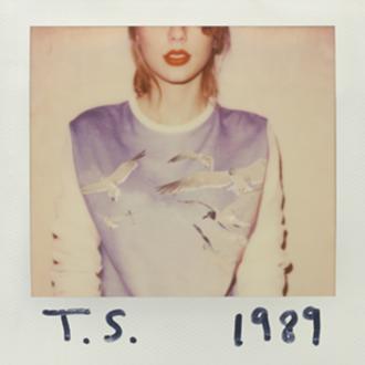 1989 (Taylor Swift album) - Image: Taylor Swift 1989
