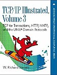 Cover of TCP/IP Illustrated volume 3