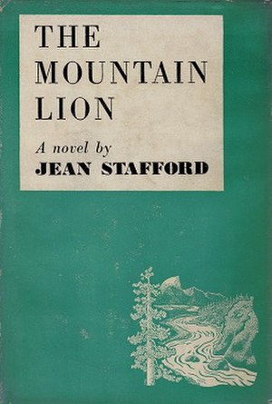 The Mountain Lion - First edition