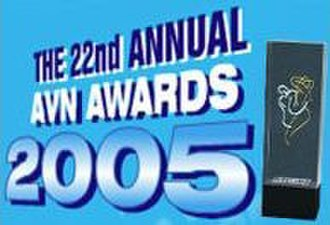 22nd AVN Awards - Image: The 22nd Annual AVN Awards 2005 Logo