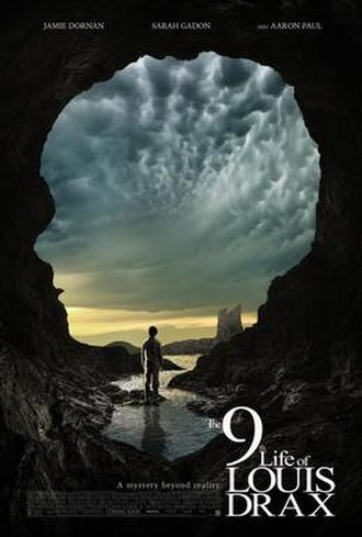 The 9th Life of Louis Drax - Theatrical release poster