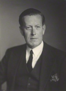 Victor Warrender, 1st Baron Bruntisfield British politician