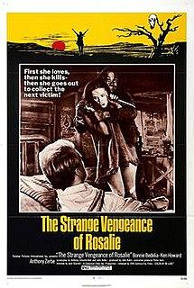<i>The Strange Vengeance of Rosalie</i> 1972 film by Jack Starrett