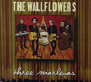 Three Marlenas 1997 single by The Wallflowers