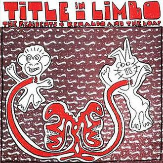 Title in Limbo - Image: The residents title limbo cover