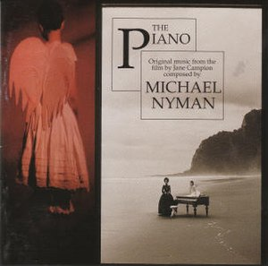 The Piano (soundtrack) - Image: Thepianosoundtrack
