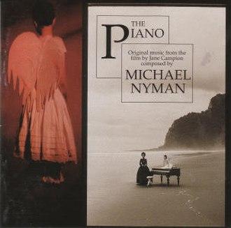 The Piano (soundtrack) - Image: Thepianosoundtrack