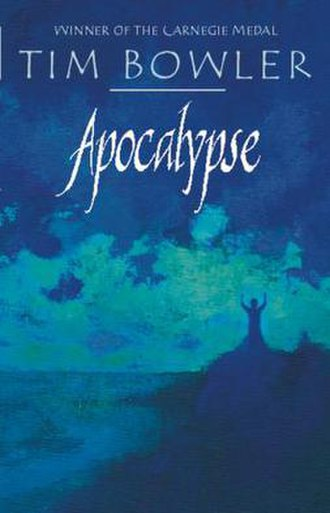 Apocalypse (Bowler novel) - Front cover of paperback edition