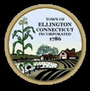 Ellington, Connecticut - Image: US CT Ellington Seal