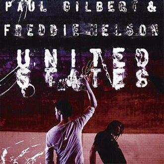 United States (album) - Image: United States (album) by Paul Gilbert & Freddie Nelson