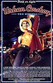 <i>Urban Cowboy</i> (musical) musical