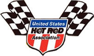 United States Hot Rod Association - Image: Ushralogo 1