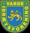 100px-Varde_IF Varde on greve strand,