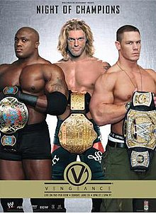 Vengeance: Night of Champions - Wikipedia