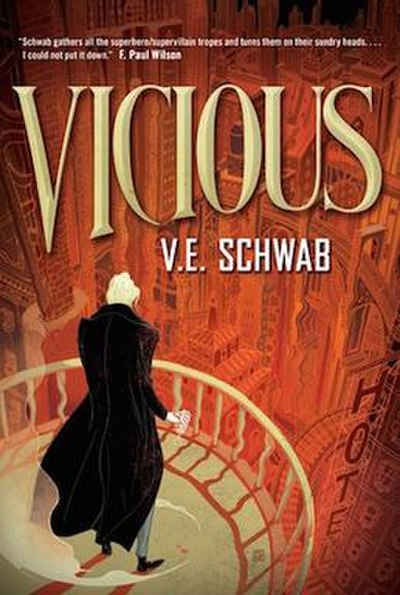 Picture of a book: Vicious