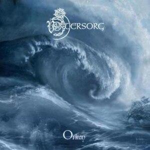 Orkan (album) - Image: Vintersorg Orkan Cover