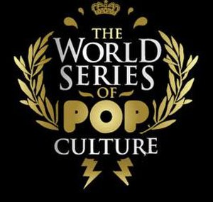 The World Series of Pop Culture - Logo