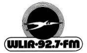 WLIR - The WLIR logo from 1979.