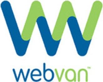 Webvan - Image: Webvan logo