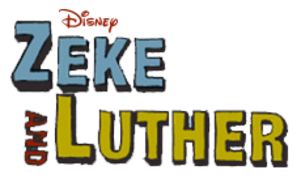 Zeke and Luther - Image: Zeke & Luther logo