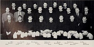 1942 Illinois Fighting Illini football team - Image: 1942 Illinois Fighting Illini football team