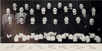 1942 Illinois Fighting Illini football team - Image: 1942 Illinois Fighting Illini football team
