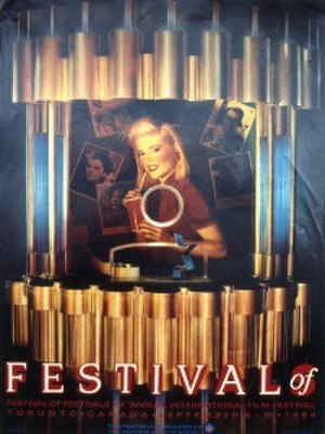1984 Toronto International Film Festival - Festival poster