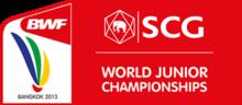 2013 BWF World Junior Championships - Wikipedia