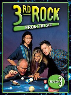 <i>3rd Rock from the Sun</i> (season 3)