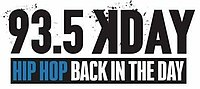 93.5 KDAY Hip Hop Back In The Day logo.jpg
