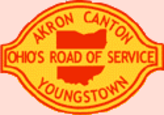 Akron, Canton and Youngstown Railroad - Image: ACY lemlogo
