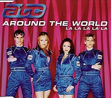 ATC - Around the World (La La La La La) (studio acapella)