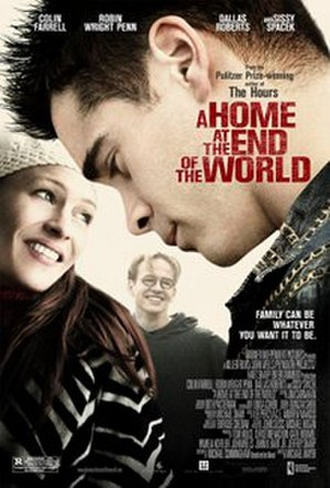 A Home at the End of the World (film) - Original film poster