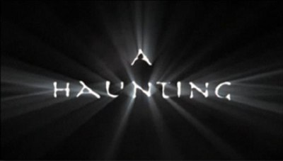 Picture of a TV show: A Haunting