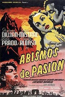 1954 film by Luis Buñuel