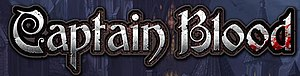 Age of Pirates: Captain Blood - Image: Age of Pirates Captain Blood logo