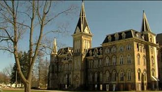James Balfour (architect) - Alma College (St. Thomas, Ontario) (1878-81) and the additions (1888-89)