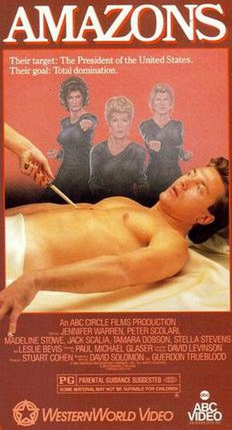 Amazons (1984 film) - Image: Amazons (1984 film)