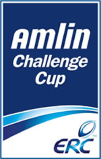 European Rugby Challenge Cup - The Challenge Cup logo used while the tournament was sponsored by Amlin
