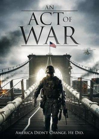 An Act of War - Image: An Act of War Movie Poster