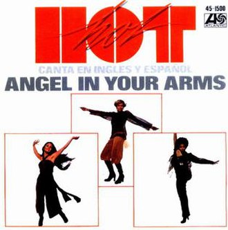 Angel in Your Arms - Image: Angel in your arms cover