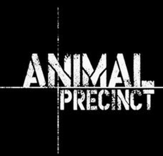 Animal Precinct - A black-and-white version of the title logo.