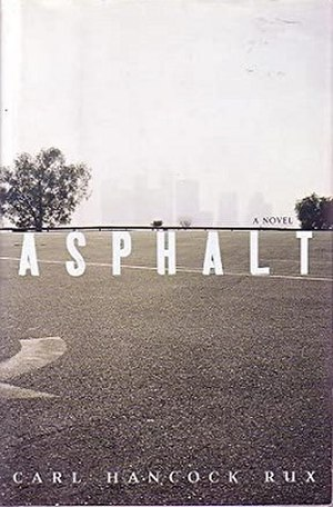 Asphalt (novel) - Asphalt book cover