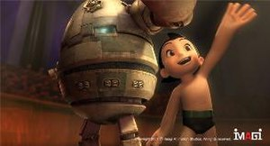 Astro Boy - Astro Boy in the 2009 CGI film