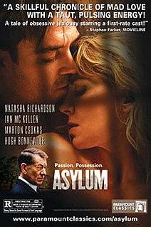 <i>Asylum</i> (2005 film) 2005 British film